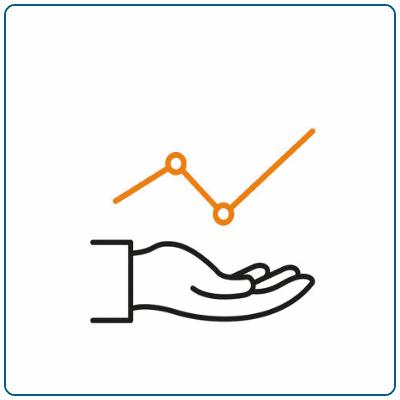 ANIGMA Icon Finanzabteilung