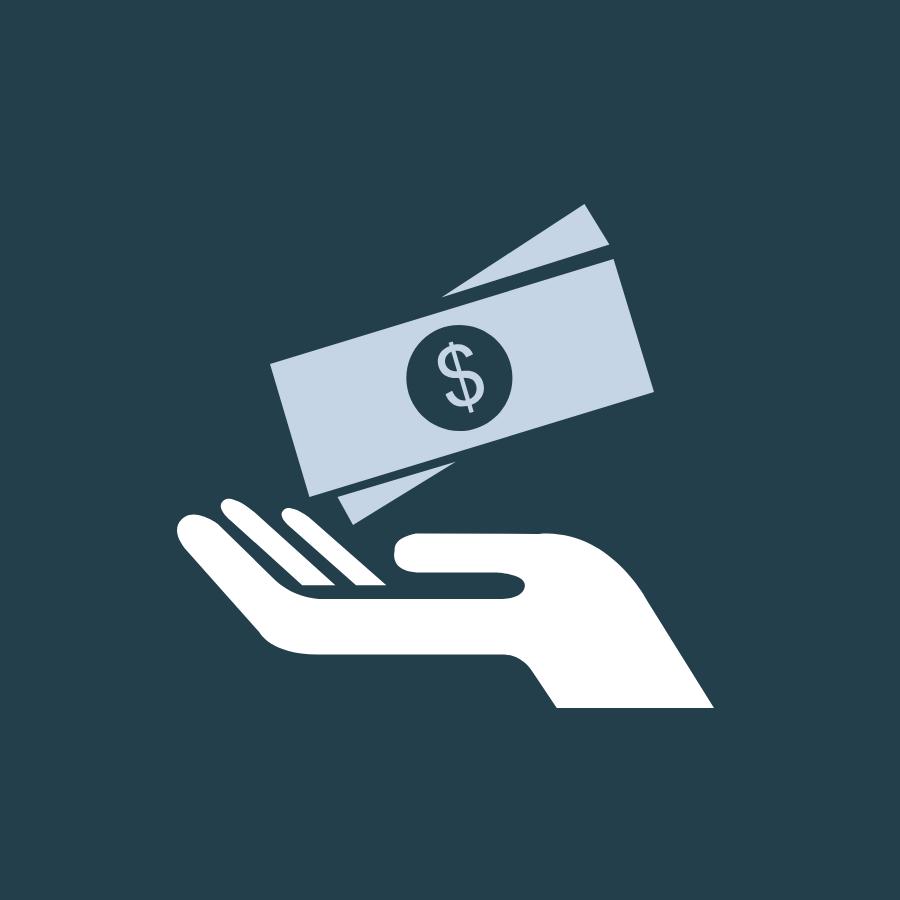 Icon BI Strategie Kosten einsparen