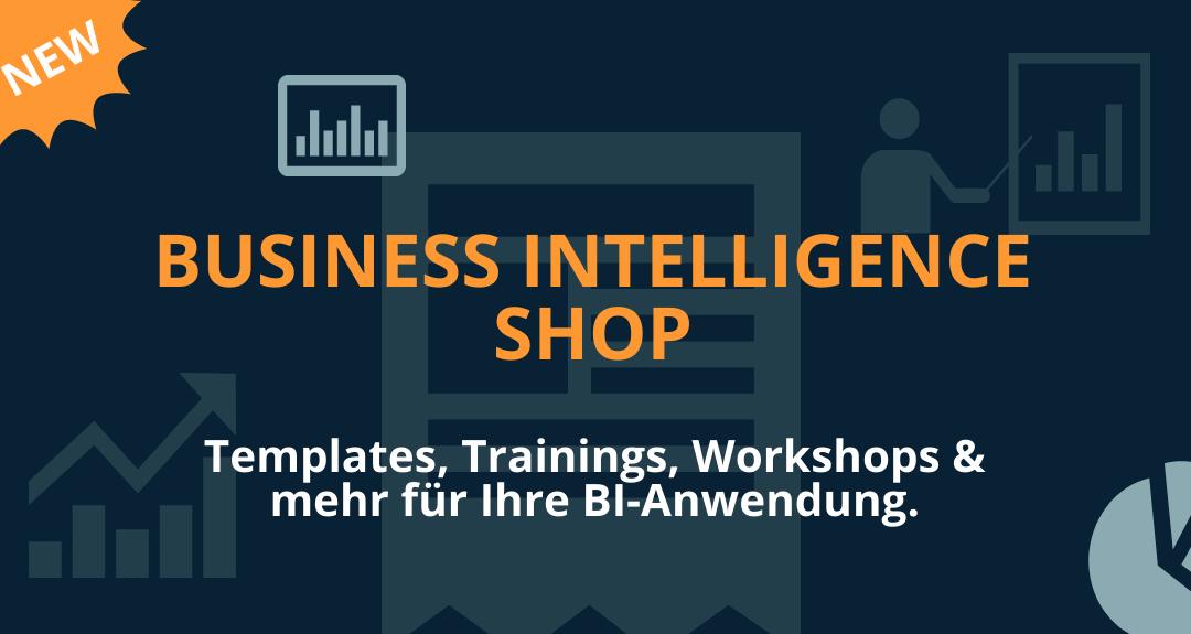 Business Intelligence Shop