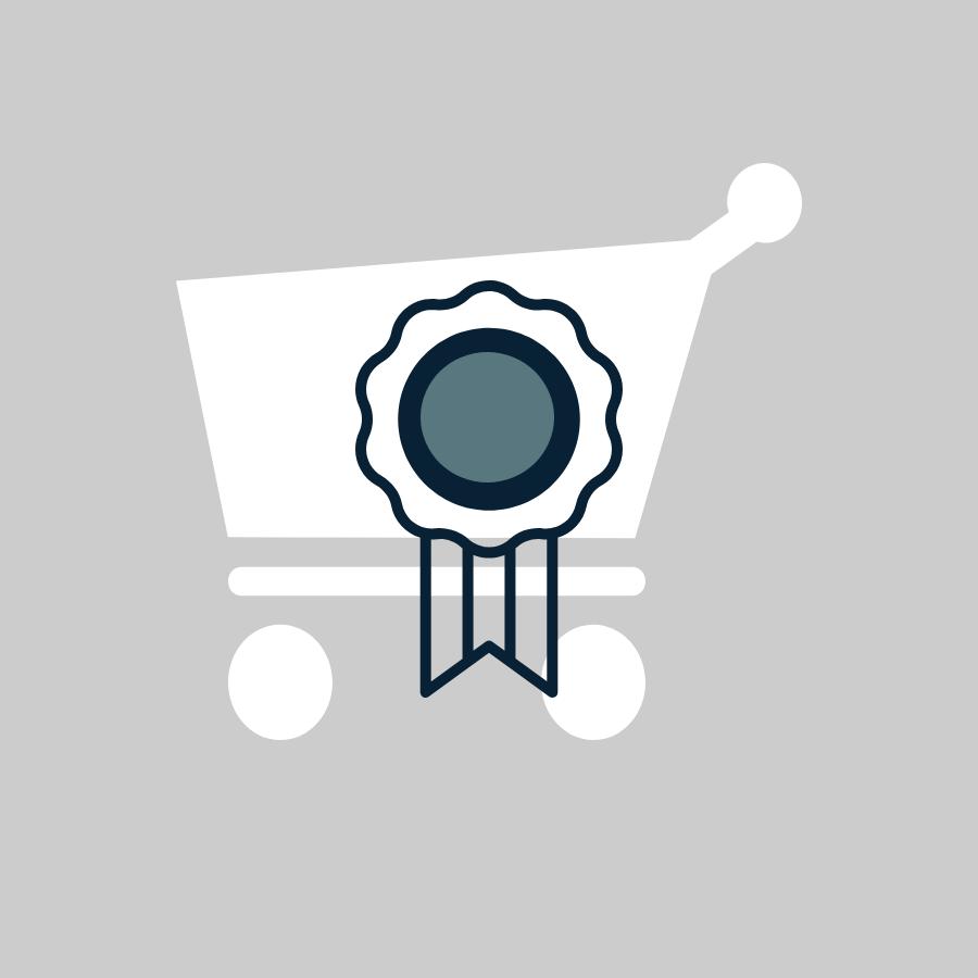 Icon Einkauf mehr Qualität durch BI