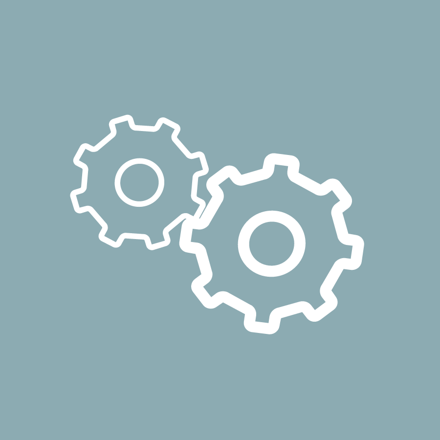 Icon Reibungsloser Betrieb