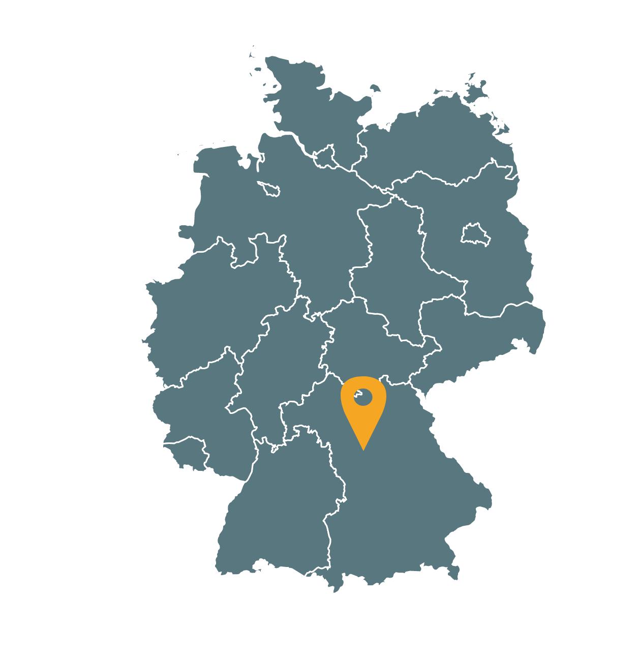 Map Anfahrt Anigma